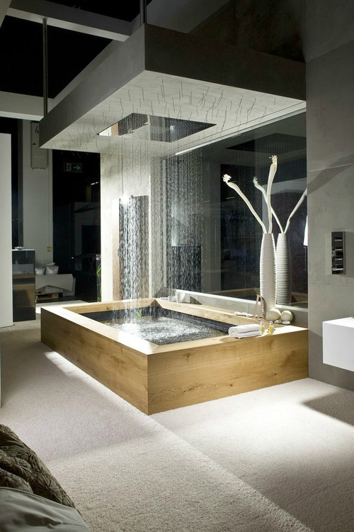bathroom bathroom styles bathroom designs Master Bathroom Spa-Style Bathrooms
