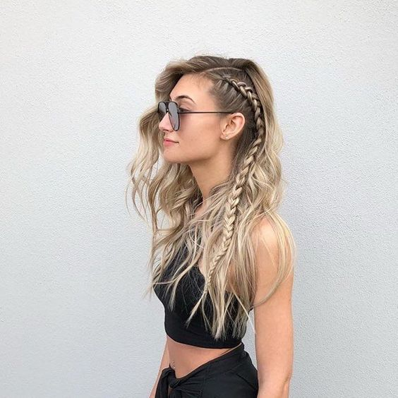 Easy Hairstyles dutch braid FRENCH BRAID cute hairstcut