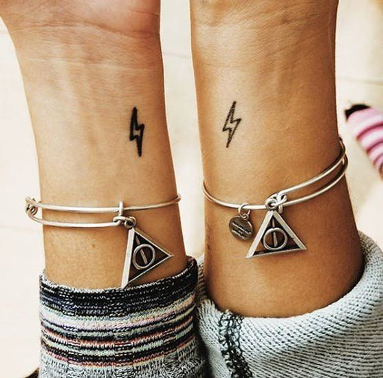 Creative Tattoos Sister Tattoos Friend Tattoos Friendship Quote Tattoos