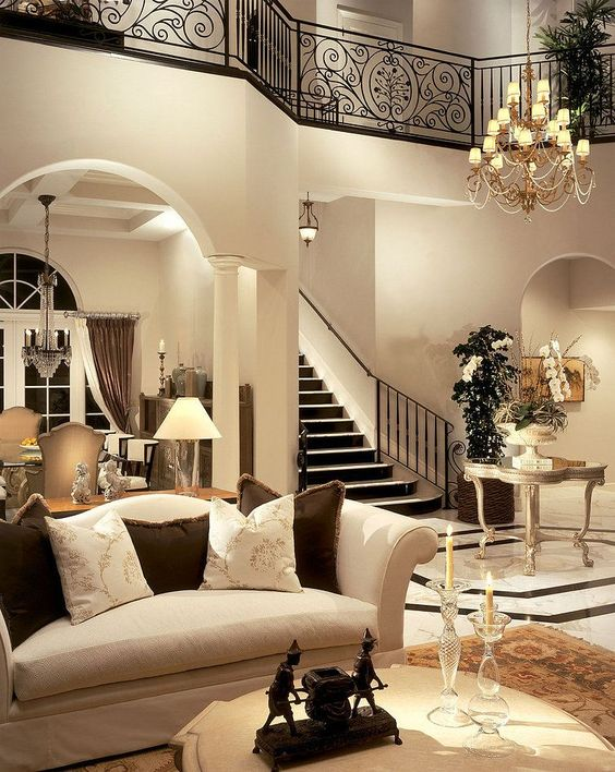 Living Room Expensive Homes Luxury Home Ideas dream home ideas