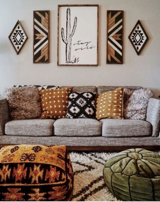 Home Decor Home Decor boho LIVING ROOM DESIGN IDEAS Bedroom Ideas