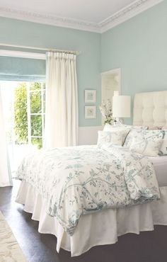 MASTER BEDROOM Bedroom Decorating Blue Bedroom Bedroom Ideas