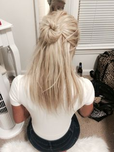 Blonde Hair  Hair Color Hair style  Haircut