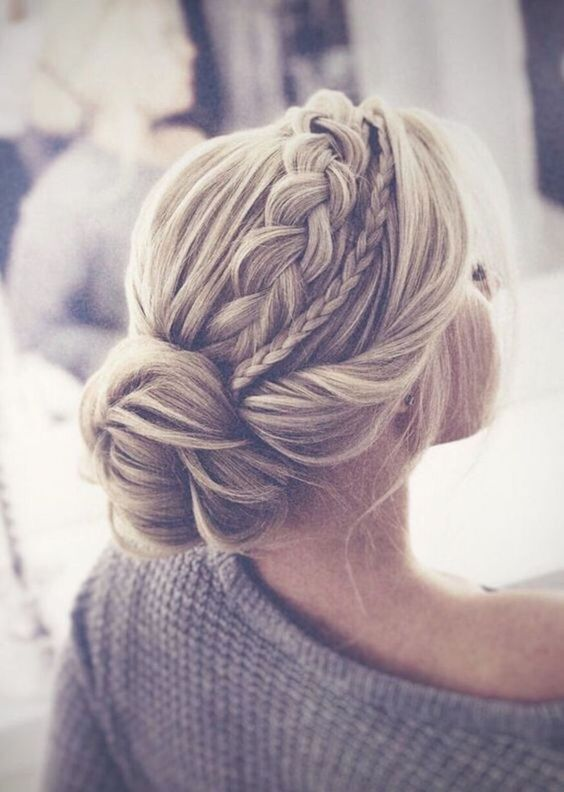 Headband Hairstyles Wedding Hairstyles Braid Hairstyles Curly Hairstyle Medium Length Hairstyles Hairstyle Ideas Summer Hairstyles