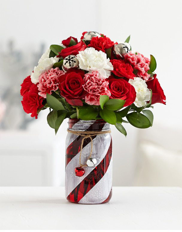 DIY Mason Jar Christmas activities Christmas crafts Christmas decorations Christmas gifts Mason Jar Crafts