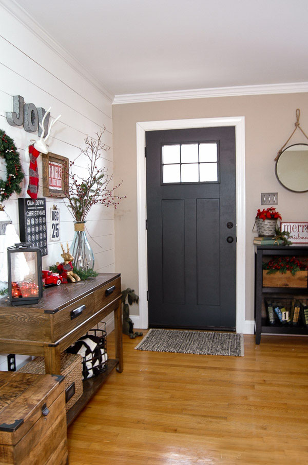 CHRISTMAS ORNAMENT GALLERY WALL Christmas Wall Decor MINIMAL CHRISTMAS DECOR Holiday Christmas Wall Decor Wall Christmas Tree Ideas