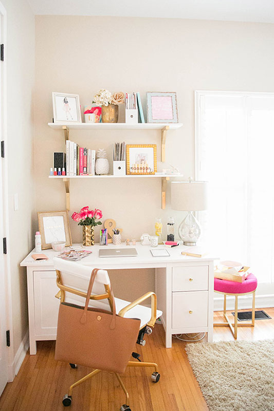 Home Office Decor,Tips And Tricks,Home Office Ideas,SMALL SPACES,home design,